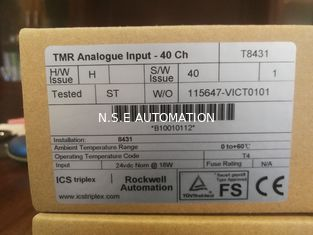 T8431 Analogue Input Module